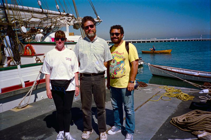 Photo of Melissa Stevens, Brion Toss, Guy Stevens